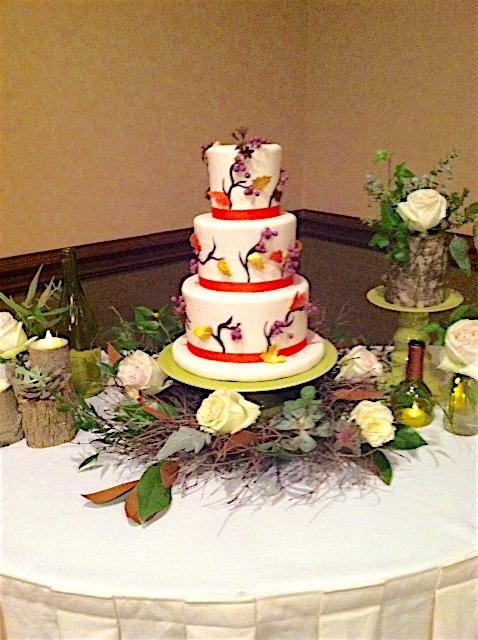 Wedding Fall1 Display