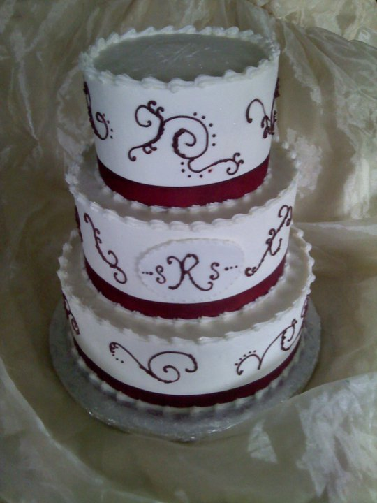 Wedding Scrolls15 Red