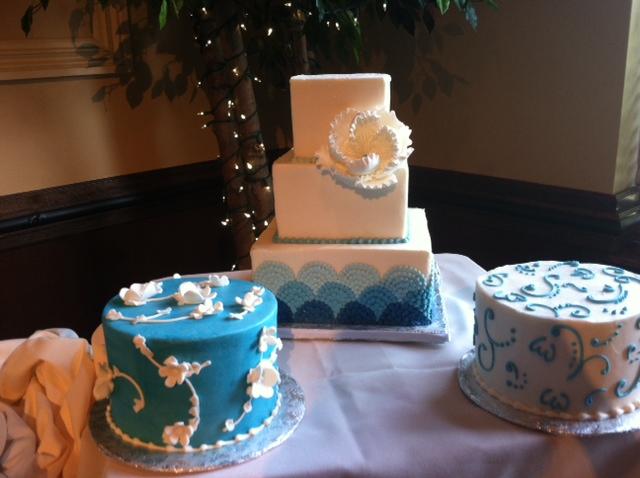 Wedding MultiCake1