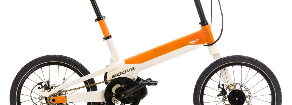 MOOVE orange/white