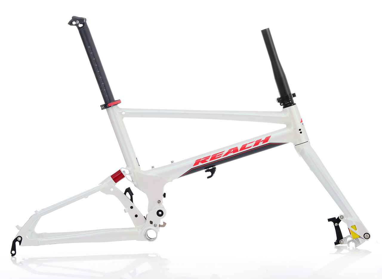 REACH Frame Set 2.0 Glossy White