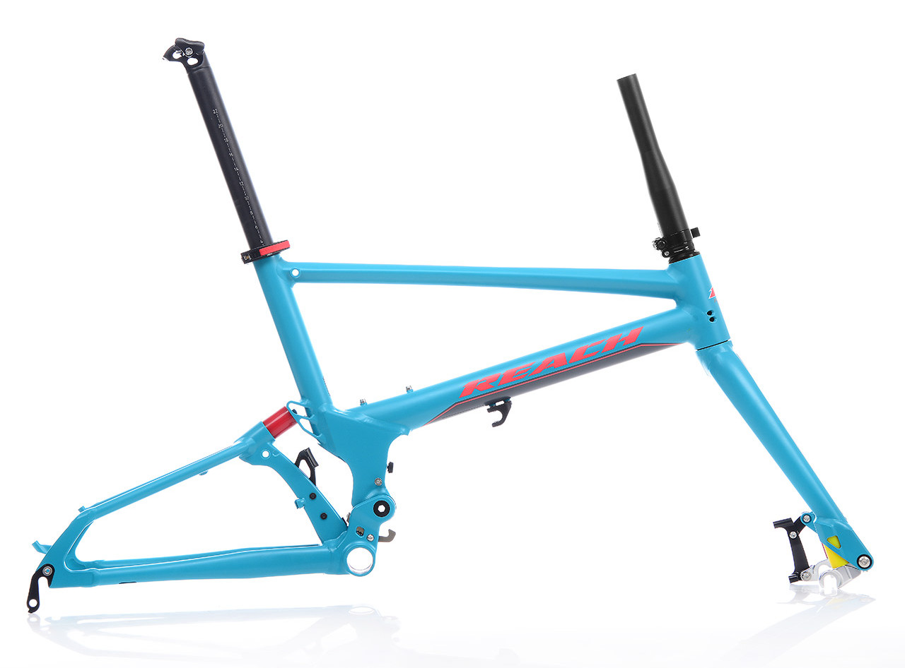 REACH Frame Set 2.0 Aqua Blue