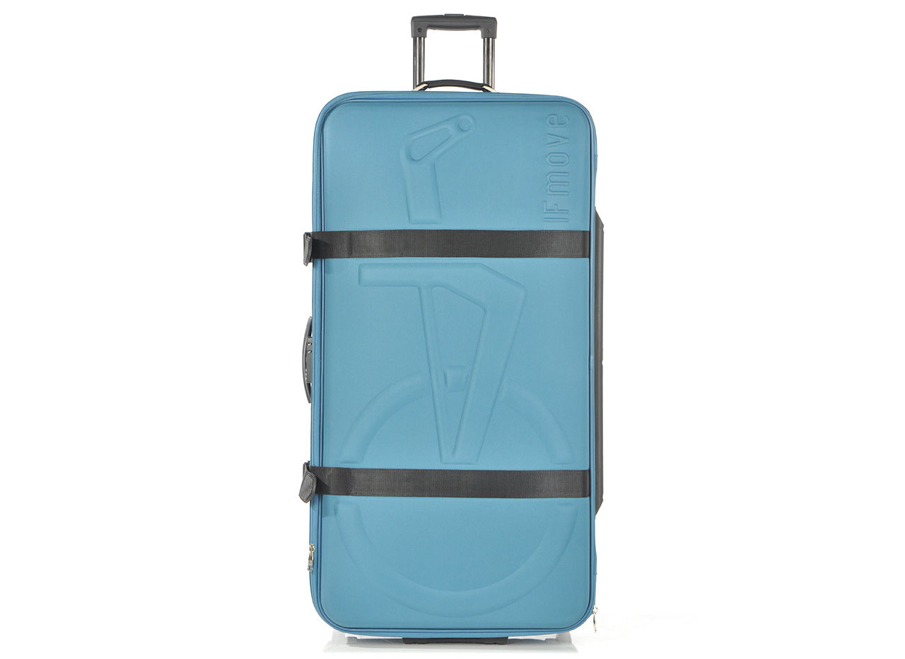 IF MOVE Hard Case Turquoise