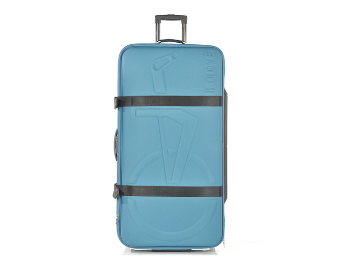 IF MOVE Hard Case Turquoise