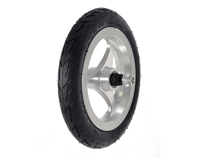 CARRYME Solid Tire Set(Front)