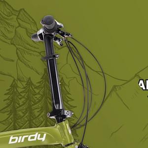Birdy Touring 3x8