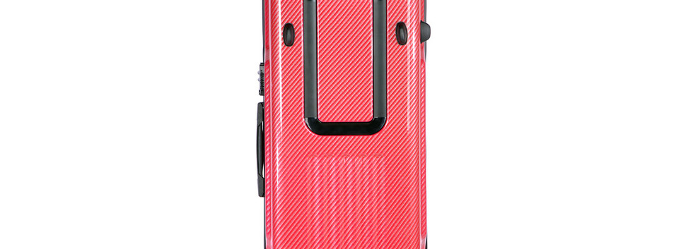U DESIGN CARRYME ABS/TPU Hard Case Carbon Red