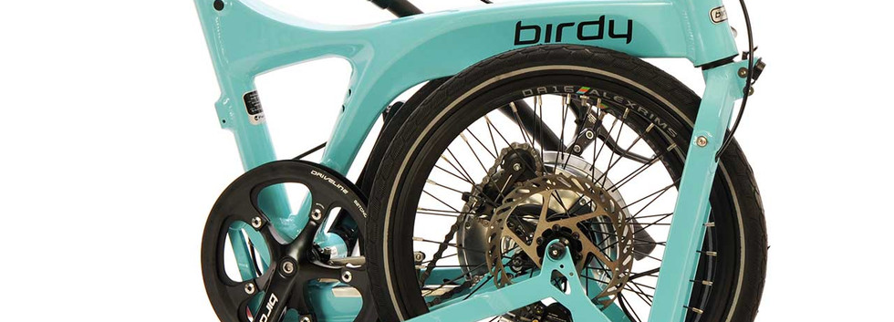 E-BIRDY Monocoque folded