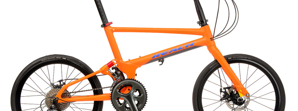 REACH STD Matte Orange
