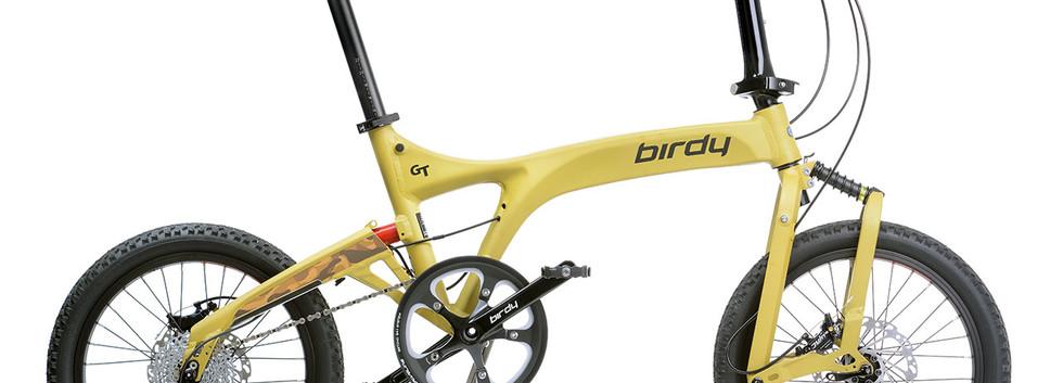 NEW BIRDY GT 10SP Desert Yellow