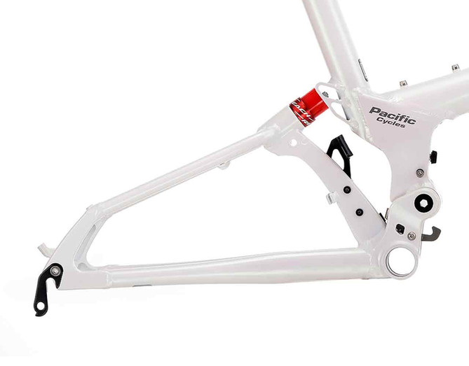 REACH Adjustable Ring For Rear Suspension