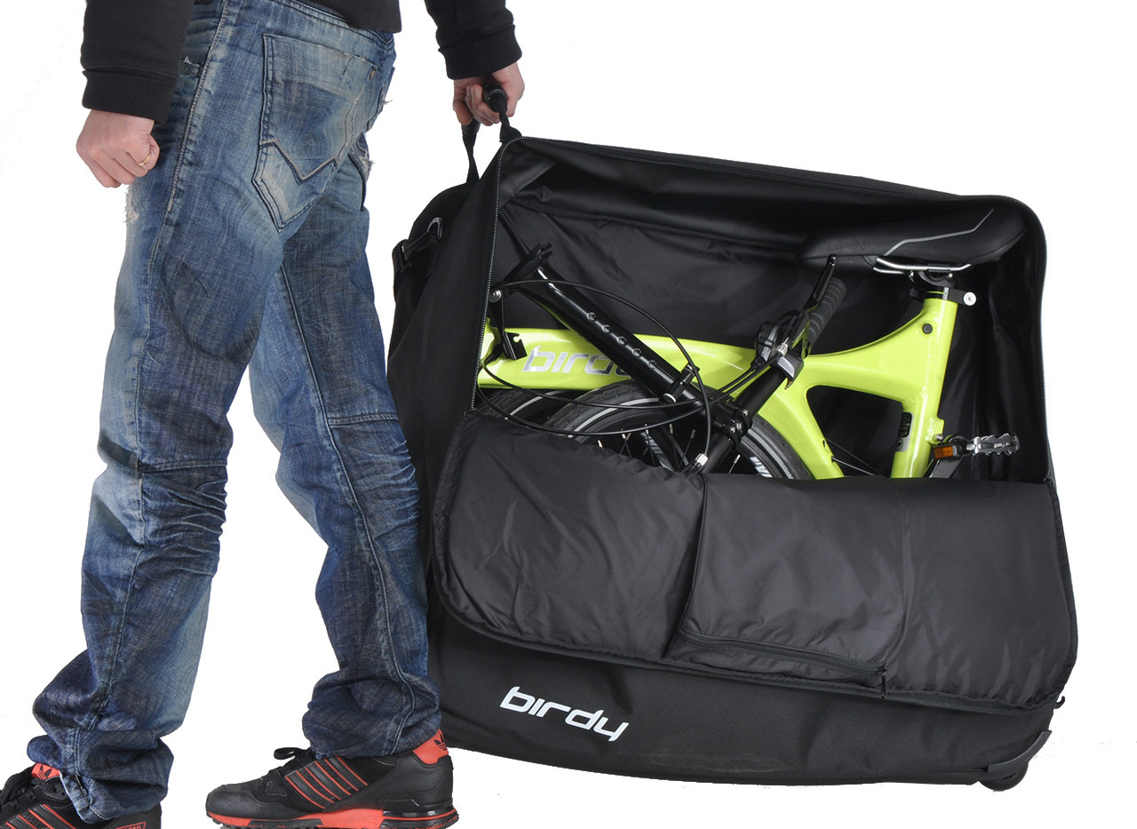BIRDY Soft Case With Trolley Wheels