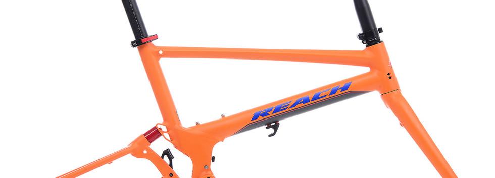 REACH Frame Set 2.0 Matte Orange