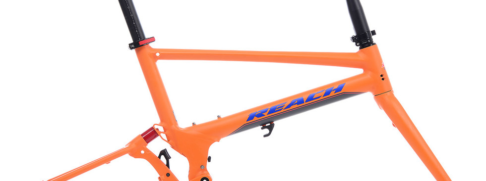 REACH Frame Set 2.0 Matte Orange