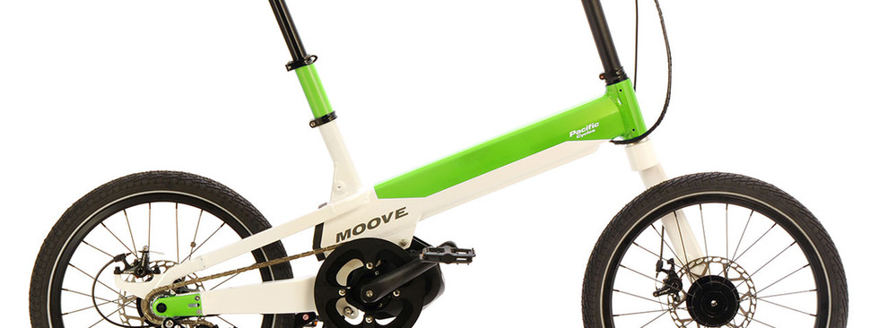 MOOVE green/white