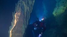 Esplorazione di grotte subacquee in Cina - SCKPP