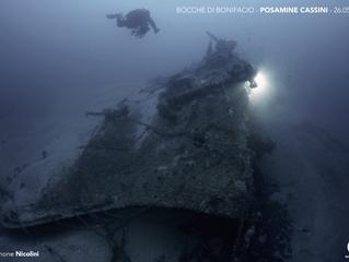 Alla scoperta di uno dei pochi relitti della Grande Guerra nel Mediterraneo  UTDItalia: un tuffo sul