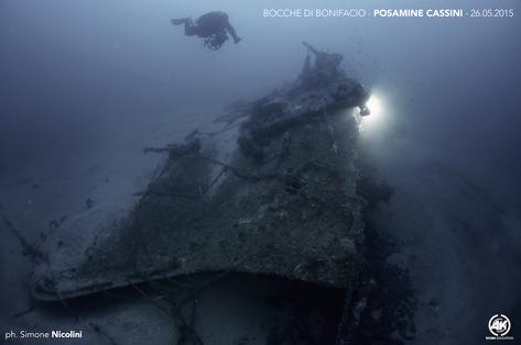 Nord Sardinia Wreck