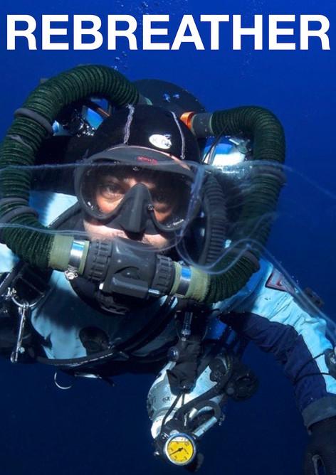 PSCR Rebreather diver