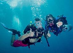 prova subacquea
