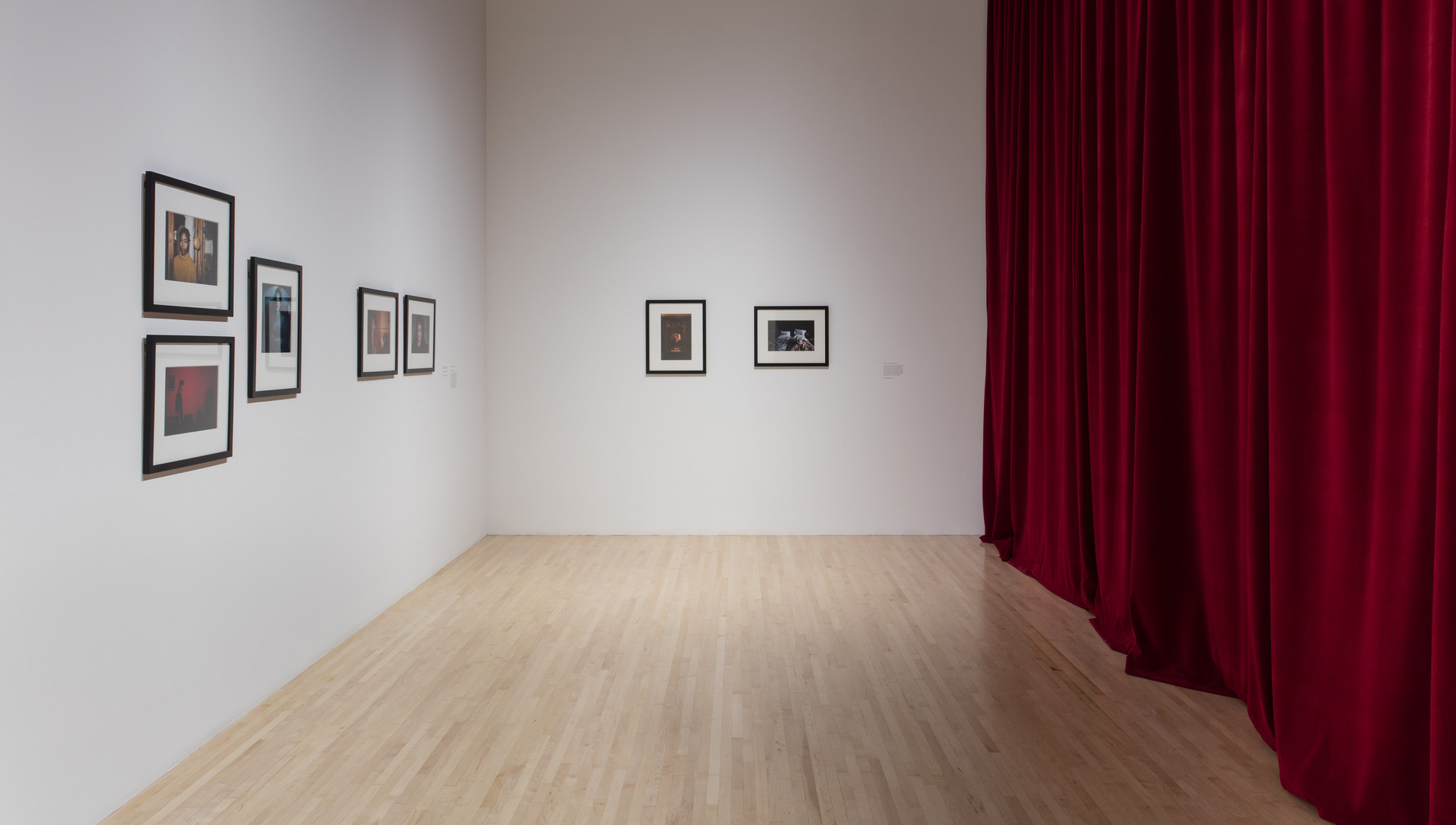"Installation view of ""Real Worlds: Brassaï, Arbus, Goldin"", March 4–September 3, 2018 at MOCA Grand Avenue, courtesy of The  Museum of Contemporary Art, Los Angeles, photo by Brian Forrest"