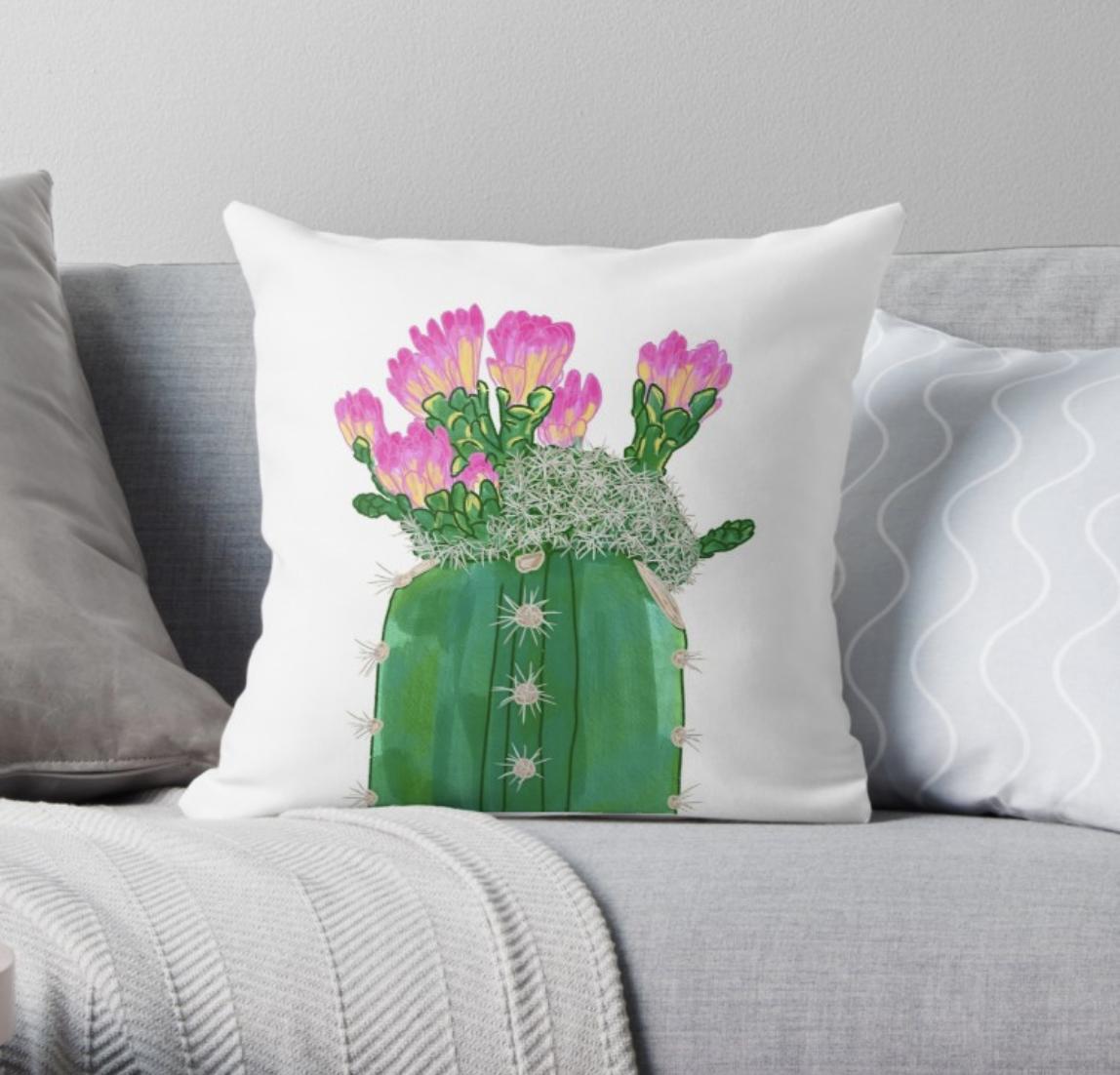 Cactus - Pillow