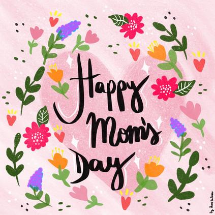 Happy Mom's Day! ❤️