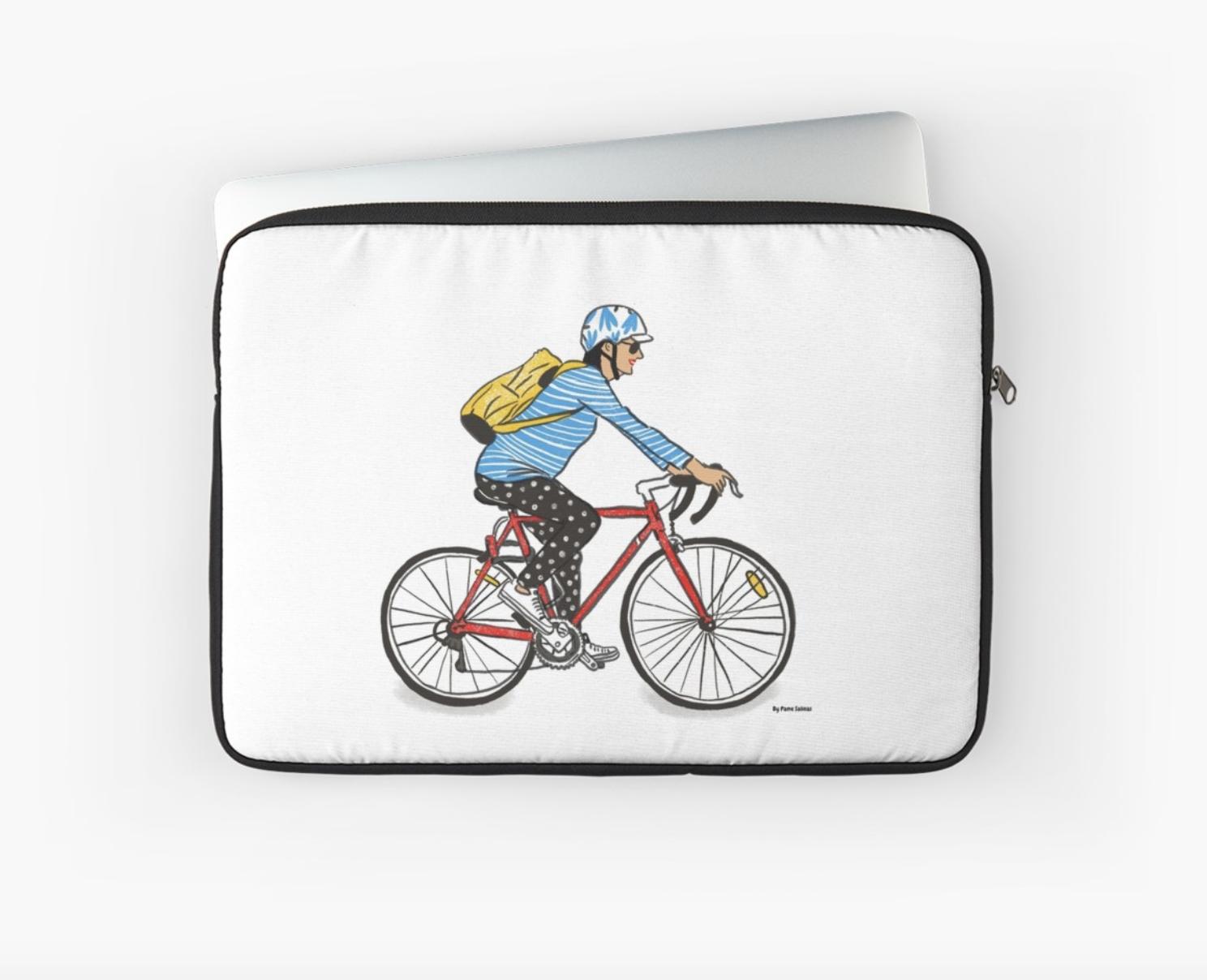 Bike - Laptop Sleeve