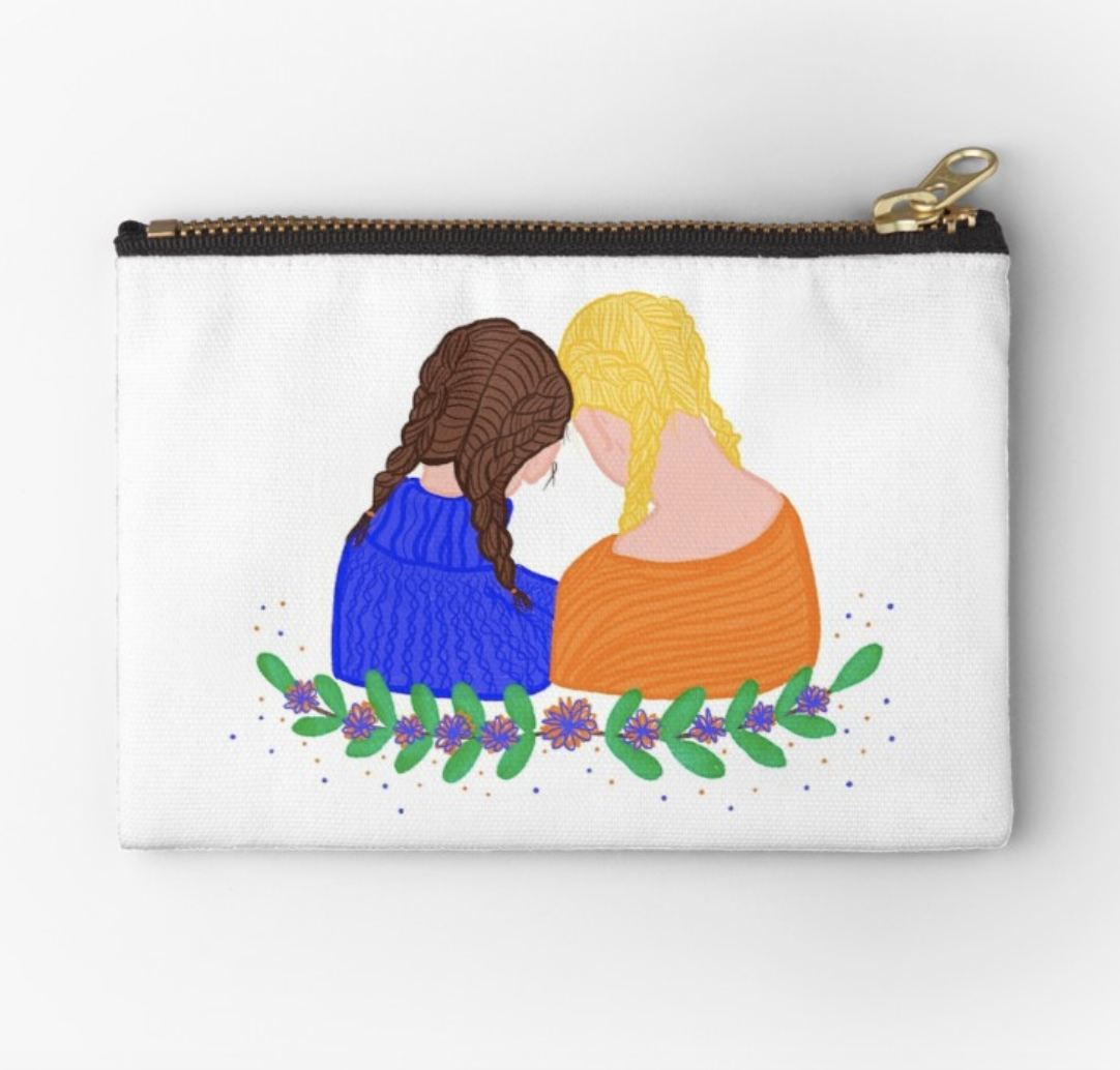 Sisters - Hand Bag