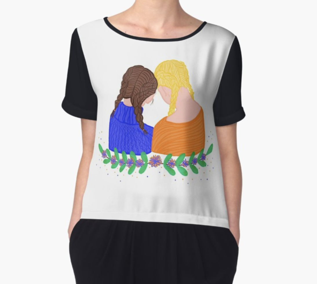 Sisters - Blouse