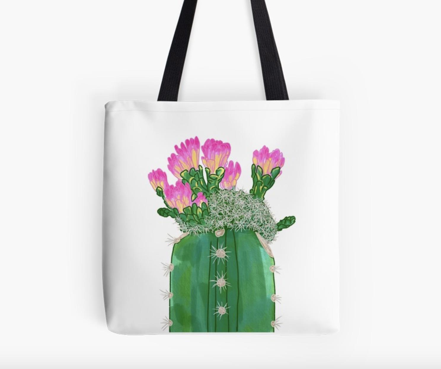 Cactus - Tote Bag