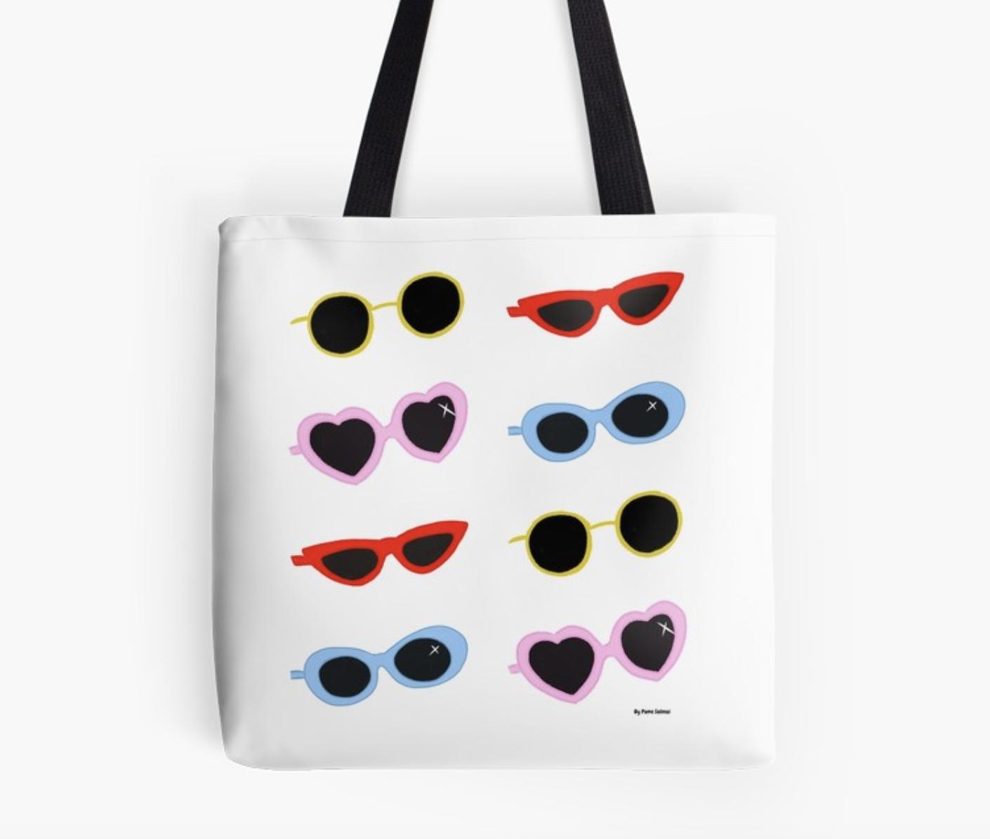 Sunglasses - Tote Bag