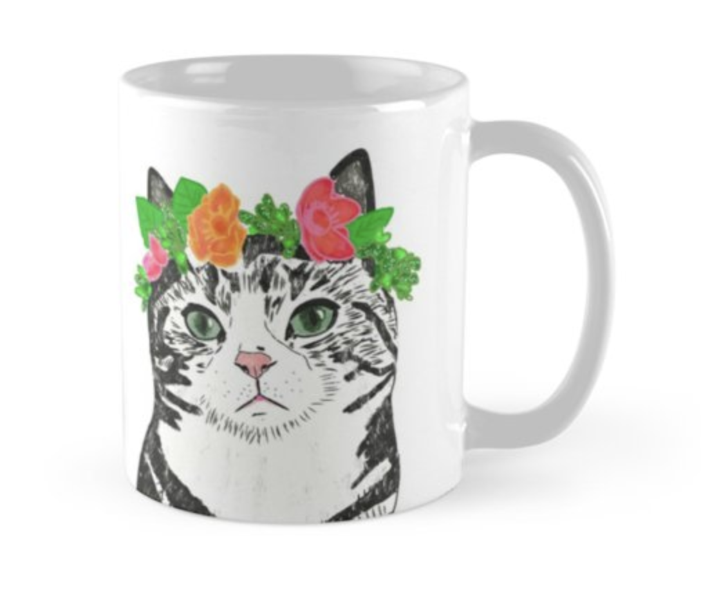 Cat - Cup
