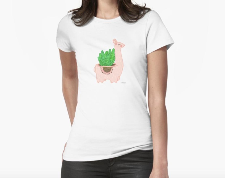 Llama - t-shirt