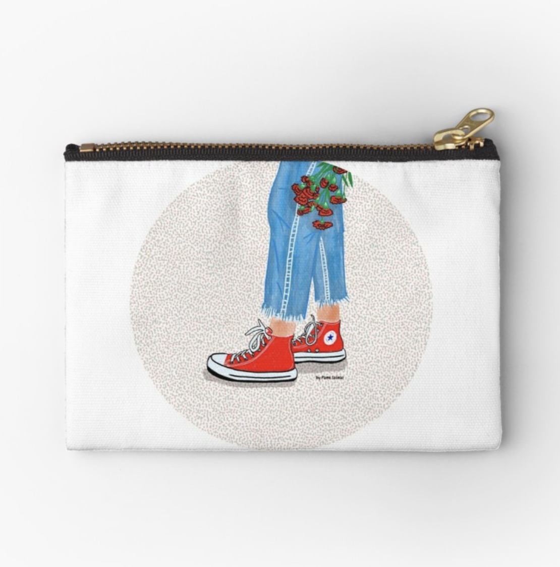 Converse&Flowers - Hand Bag