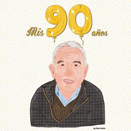 90th Grandad Birthday