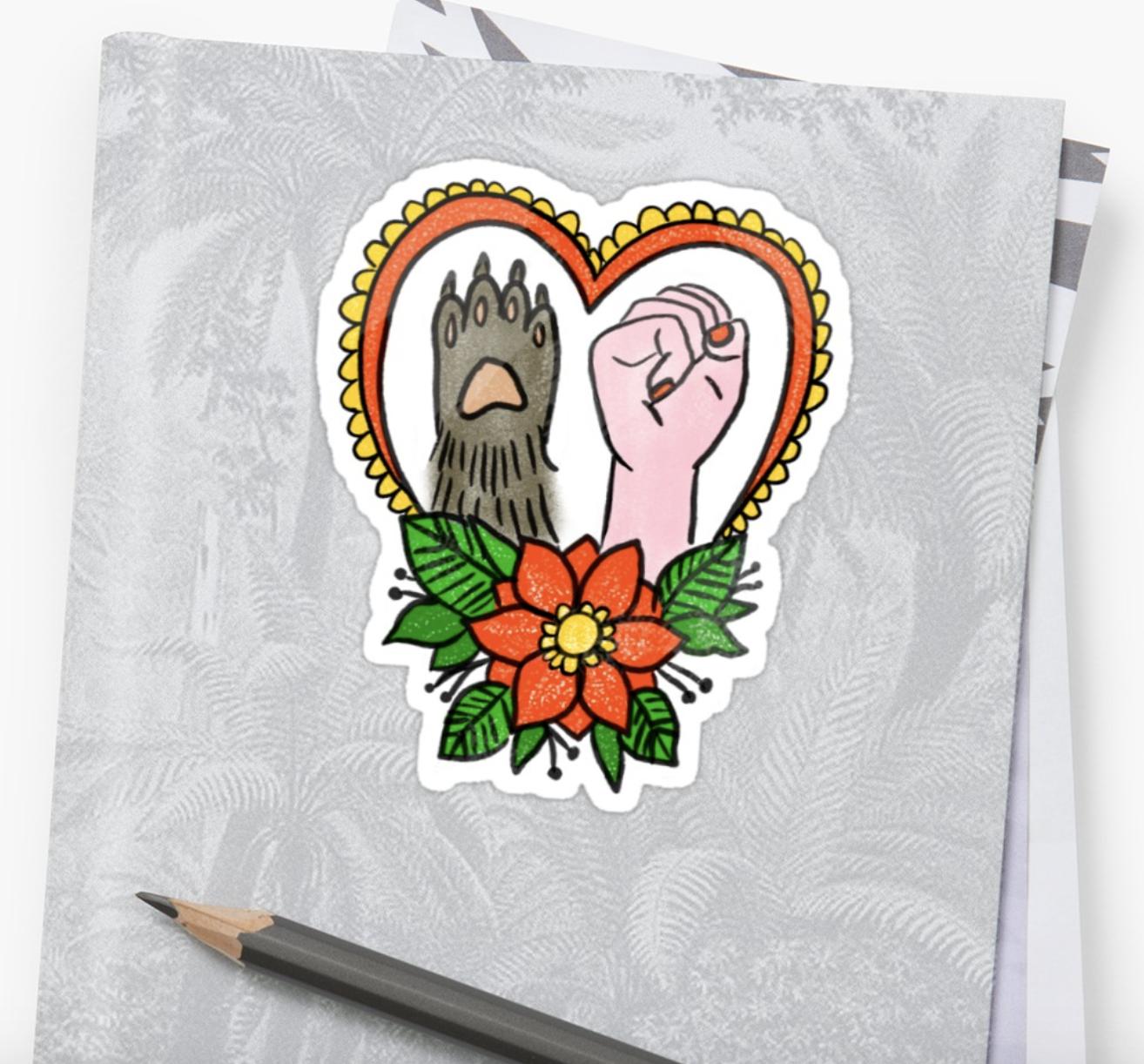 Vegan - Sticker