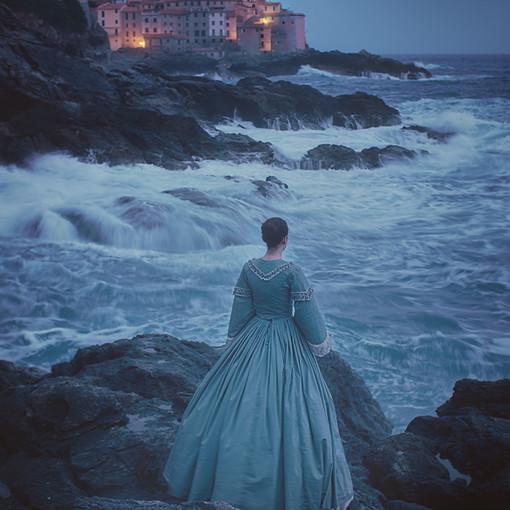 La melodia del mare in tempesta