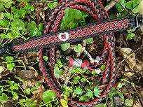 Halsband Paracord Paracordleine
