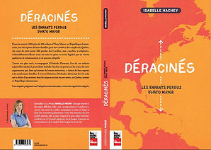 Déracinés Livre Isabelle Hachey