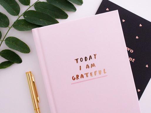 ¿Conoces los beneficios personales y profesionales de practicar la Gratitud?