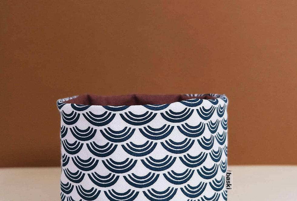 Wave Ocean Blue