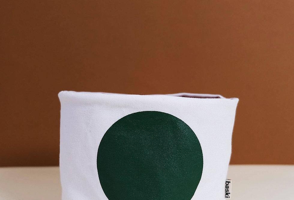 Dot Leaf Green