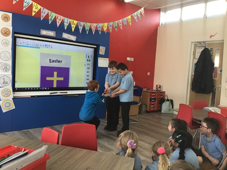 What is Easter really all about? Year 2