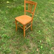 Petite Chaise bois