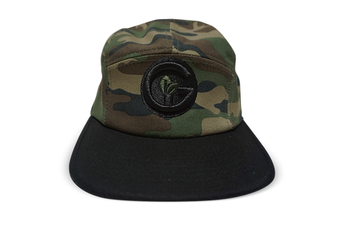 GI Cap with Camouflage