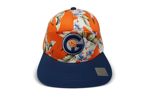 GI Floral Cap