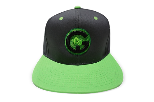 GI Cap Green/Black