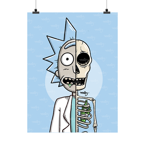 Rick - What's Inside Series
