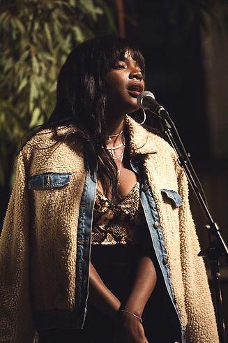 Adanna Duru singing